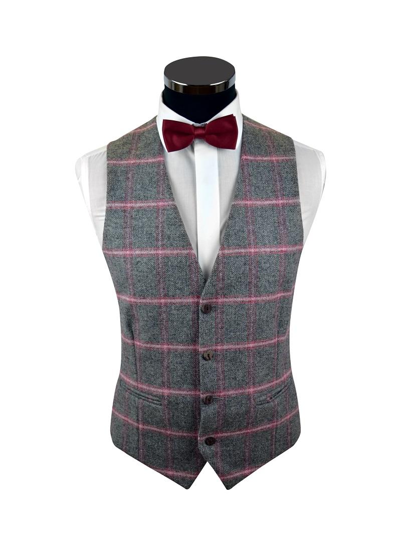 Tweed Pink